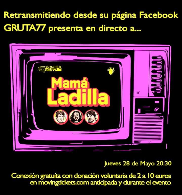 MAMA LADILLA - Exhuma y Sigue (14.5.2021) Ya hay single - Página 2 Fb_img15