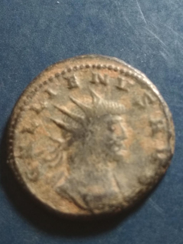 Antoniniano de Galieno. LVNA LVCIF. Luna a dcha. Antioquía Img_2034