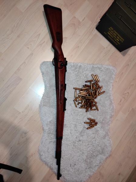 Mauser 98K Israël 7.62Nato 16159110