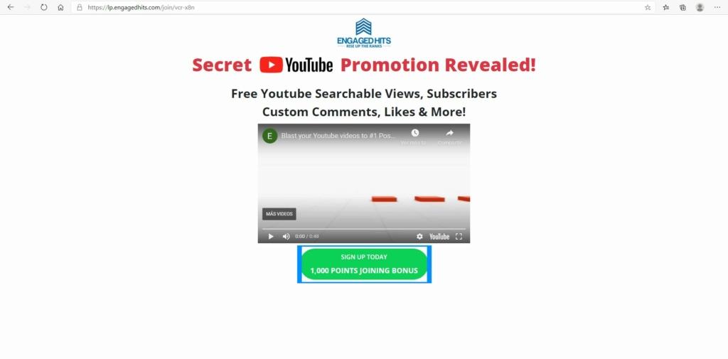 Gana vistas, minutos y suscriptores en tu canal de youtube Image11