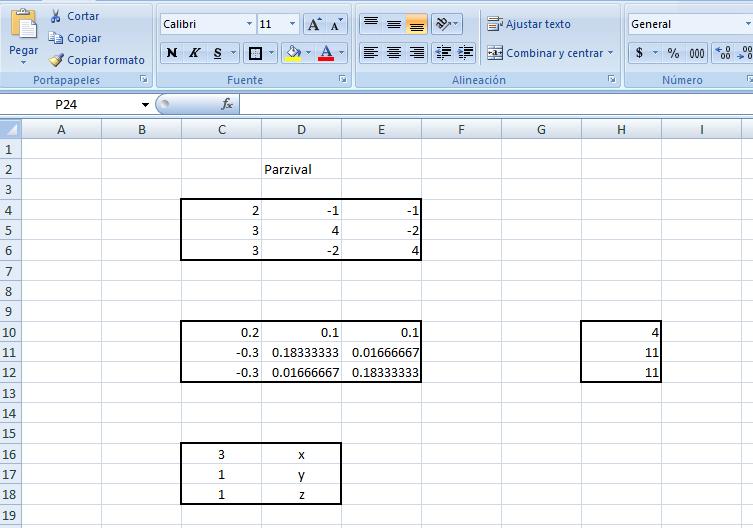 [Excel] - Entra y dame la respuesta (Reto) 00matr11