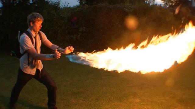 Habilidades de Milos Fire10