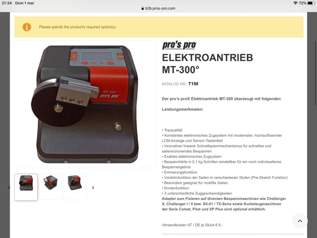 Motore per incordatrice manuale 0966fc10