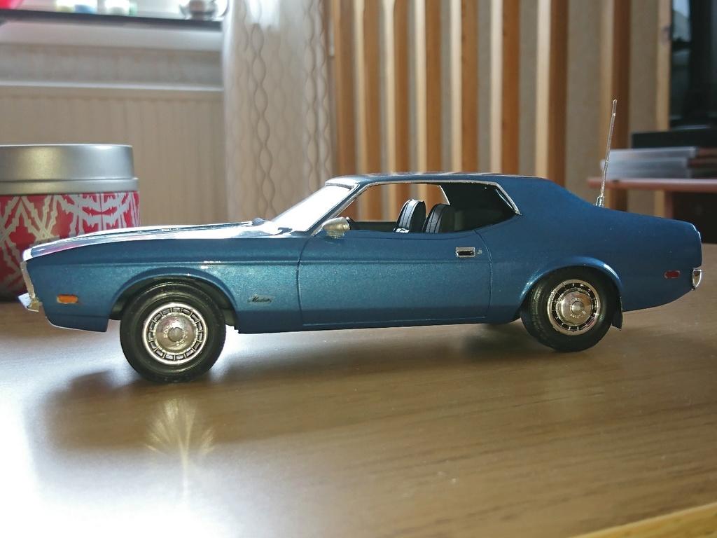 1971 Ford Mustang Grande 07310