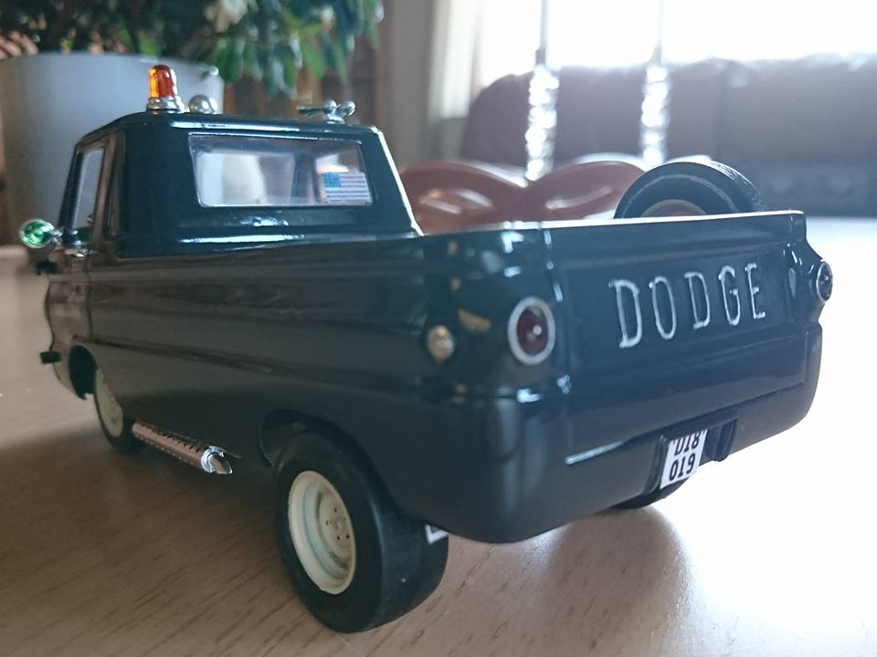 1965 Dodge A100 pickup Aa1310
