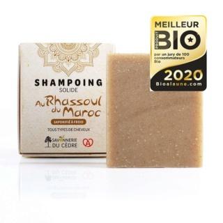 Passage shampoing liquide au shampoing solide.  Shampo10