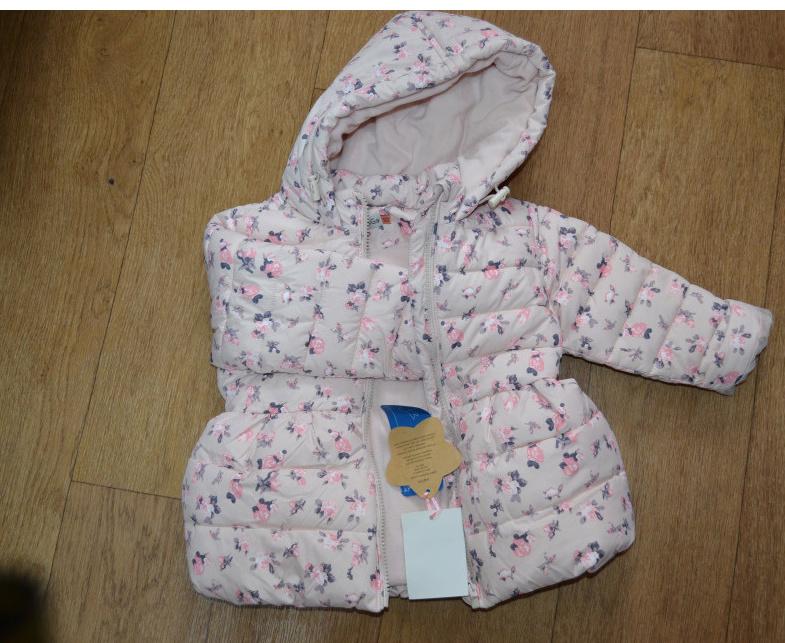 Весенняя куртка для девочки рост 92 Screen13