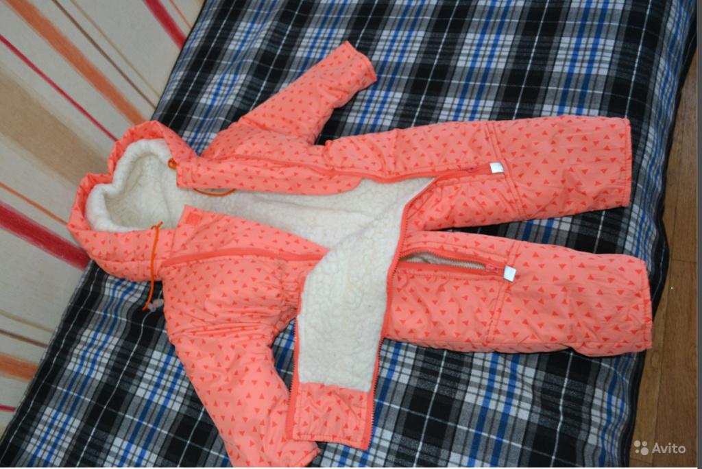 Продам зимний детский комбинезон на рост 74-80 см Screen15