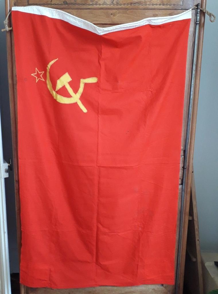 Estimation drapeau URSS 20190914