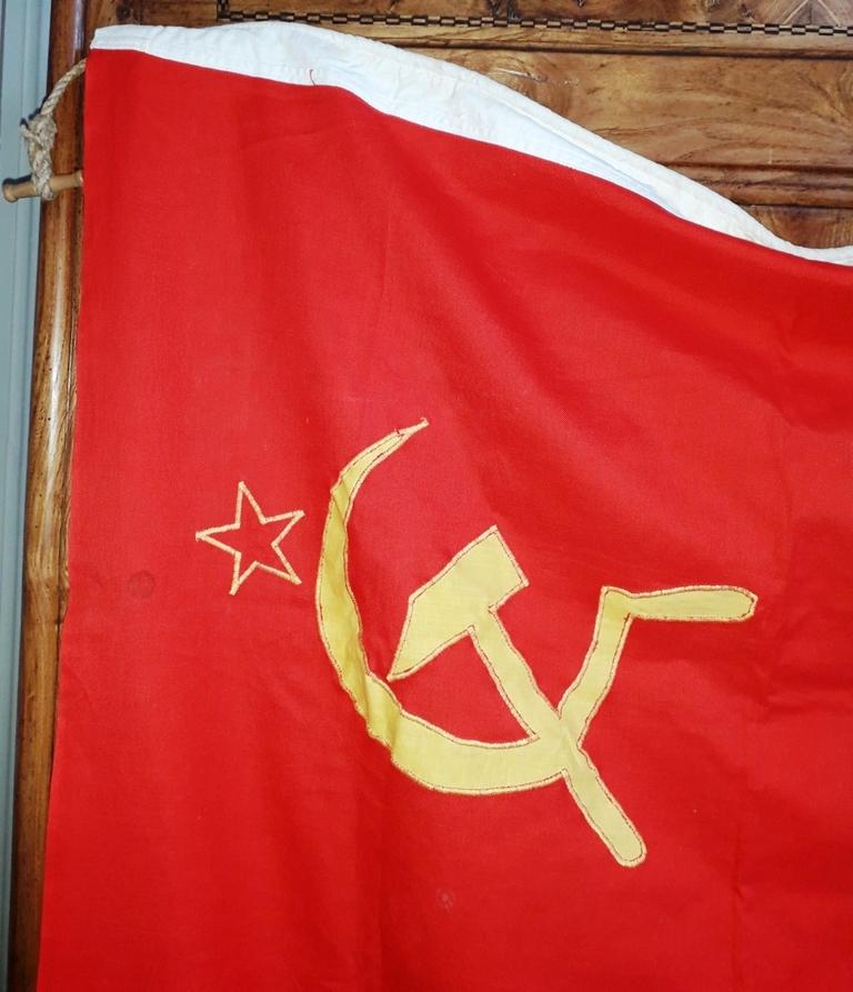 Estimation drapeau URSS 20190916