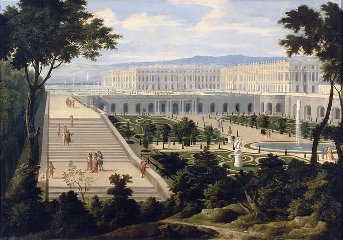 Orangerie du château de Versailles 000_0282