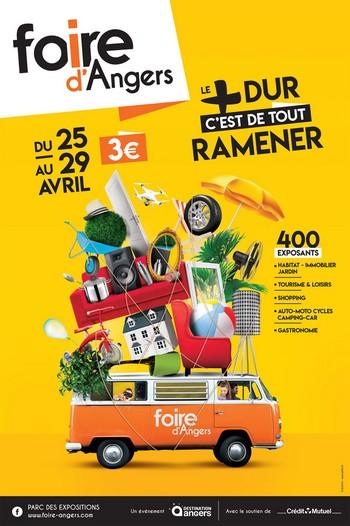 Foire d'Angers 2019 : dates, horaires, infos, programme... Foire-10