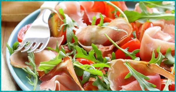 Salade basquaise au jambon cru I9210110