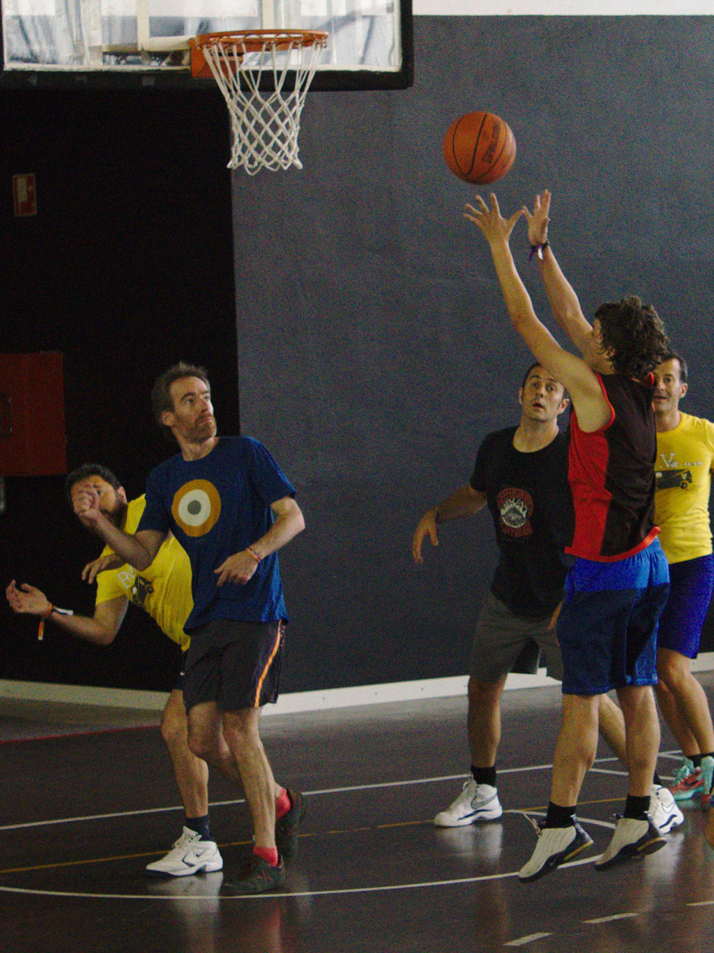 Pachanga De Basket ARF ¡ OTRO AÑO MAS ROCKET CAMPEÓN! - Página 11 Dsc02210