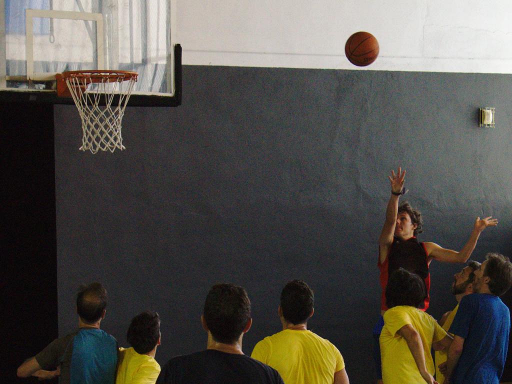 Pachanga De Basket ARF ¡ OTRO AÑO MAS ROCKET CAMPEÓN! - Página 11 Dsc02310