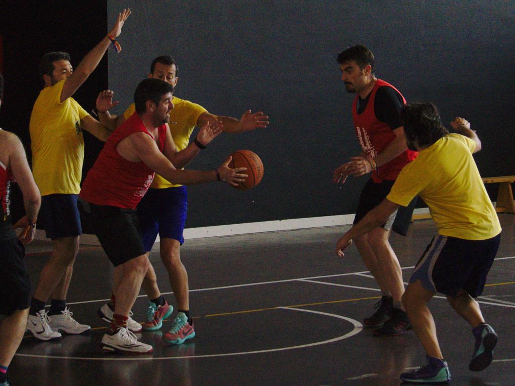 Pachanga De Basket ARF ¡ OTRO AÑO MAS ROCKET CAMPEÓN! - Página 12 Dsc02517