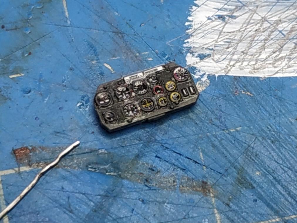 "He162 A-2  Salamander   Tamiya 1/48  -  ""montage  usine  avant peinture""   - Page 2 Image176"