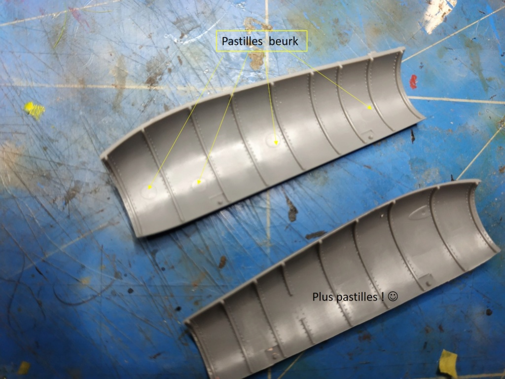 "He162 A-2  Salamander   Tamiya 1/48  -  ""montage  usine  avant peinture""   - Page 2 Image348"