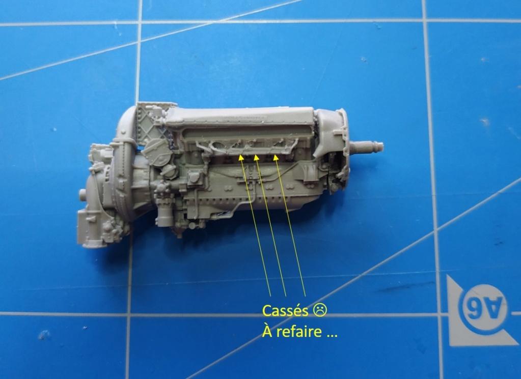 spitfire IXe Armée de l'air -   indochine  vautré    - 1/48 eduard +  plein de résine  Image505