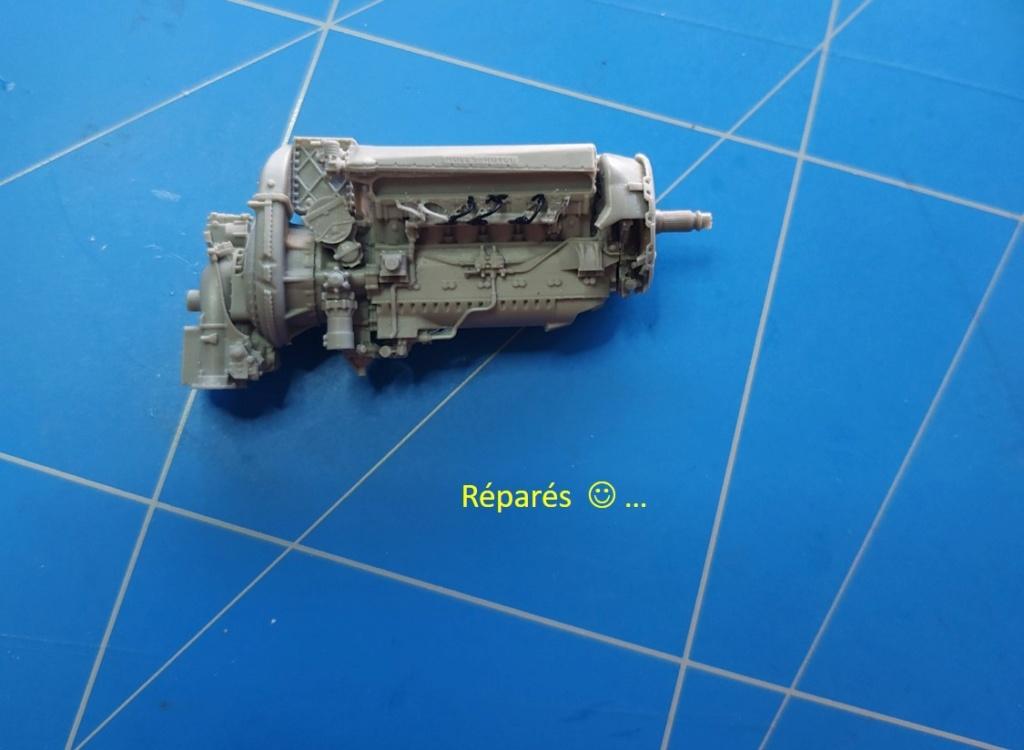 spitfire IXe Armée de l'air -   indochine  vautré    - 1/48 eduard +  plein de résine  Image506