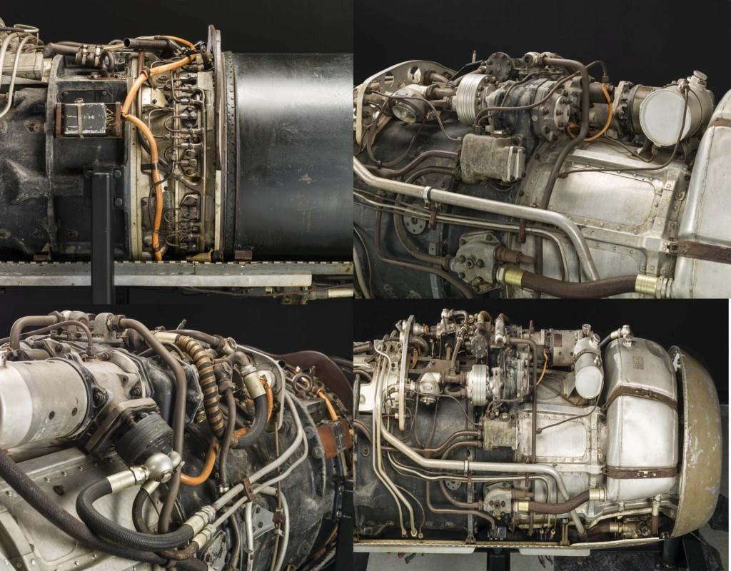 "He162 A-2  Salamander   Tamiya 1/48  -  ""montage  usine  avant peinture""   Image533"