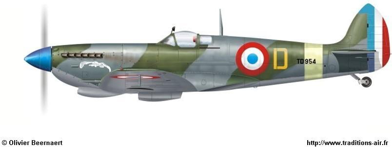 spitfire IXe Armée de l'air -   indochine  vautré    - 1/48 eduard +  plein de résine  - Page 6 Image880