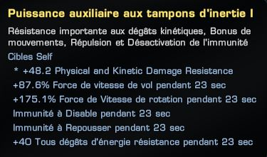 """Configuration """"Enterprise"""" du Croiseur d'Exploration Modernisé Captu135"""