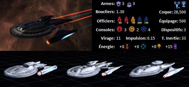 Reconnaissance Science Vessel