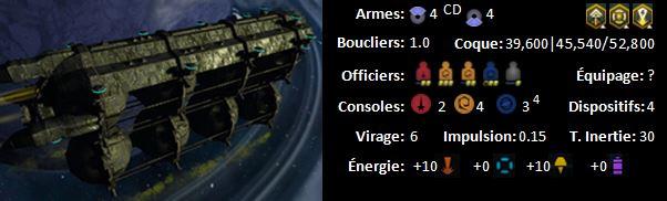 Malon Battlecruiser