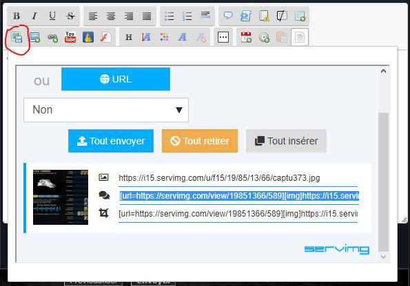 [Tuto] [PC] Comment prendre des images en jeu et les mettre dans vos messages sur le forum Captu378