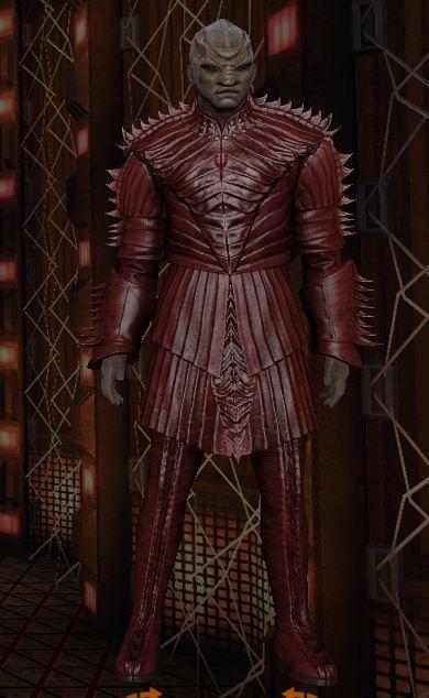 Klingons Discovery (sur Extraterrestre) Captu540