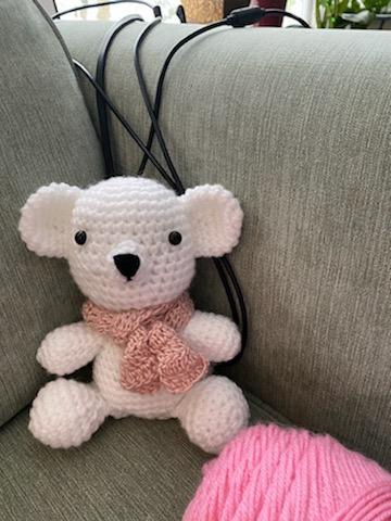 khoe những tác phẩm mình crochets nha Bear_110