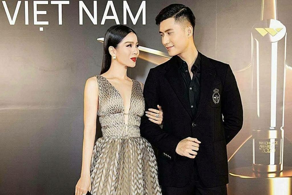 giới showbiz Việt Le_quy10