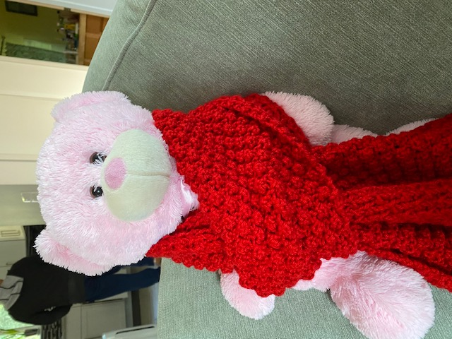 Đẹp ơi: crochet hat Scarf10