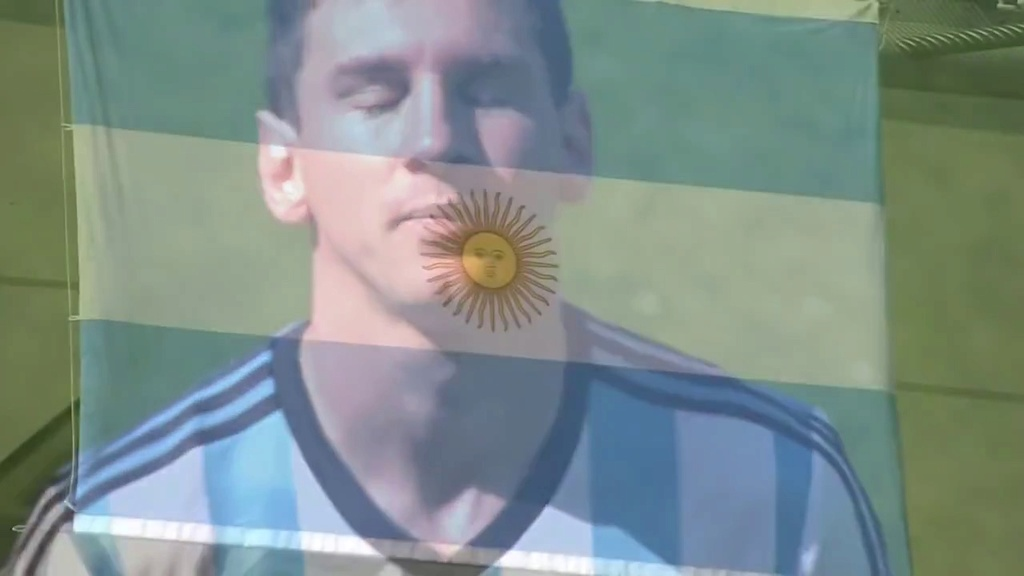 Mundial Brasil 2014 - Grupo F - J2 - Argentina Vs. Irán (720p) (Inglés-Español Latino) 0010