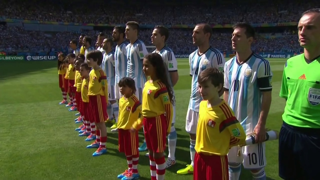 Mundial Brasil 2014 - Grupo F - J2 - Argentina Vs. Irán (720p) (Inglés-Español Latino) 0110