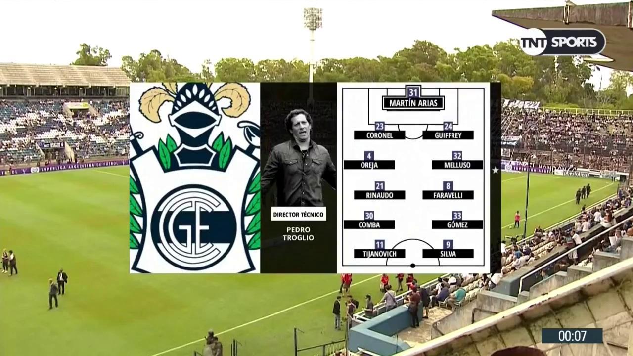 Primera División Argentina 2018/2019 - J12 - Gimnasia La Plata Vs. Racing Club (720p) (Español Latino) 0212