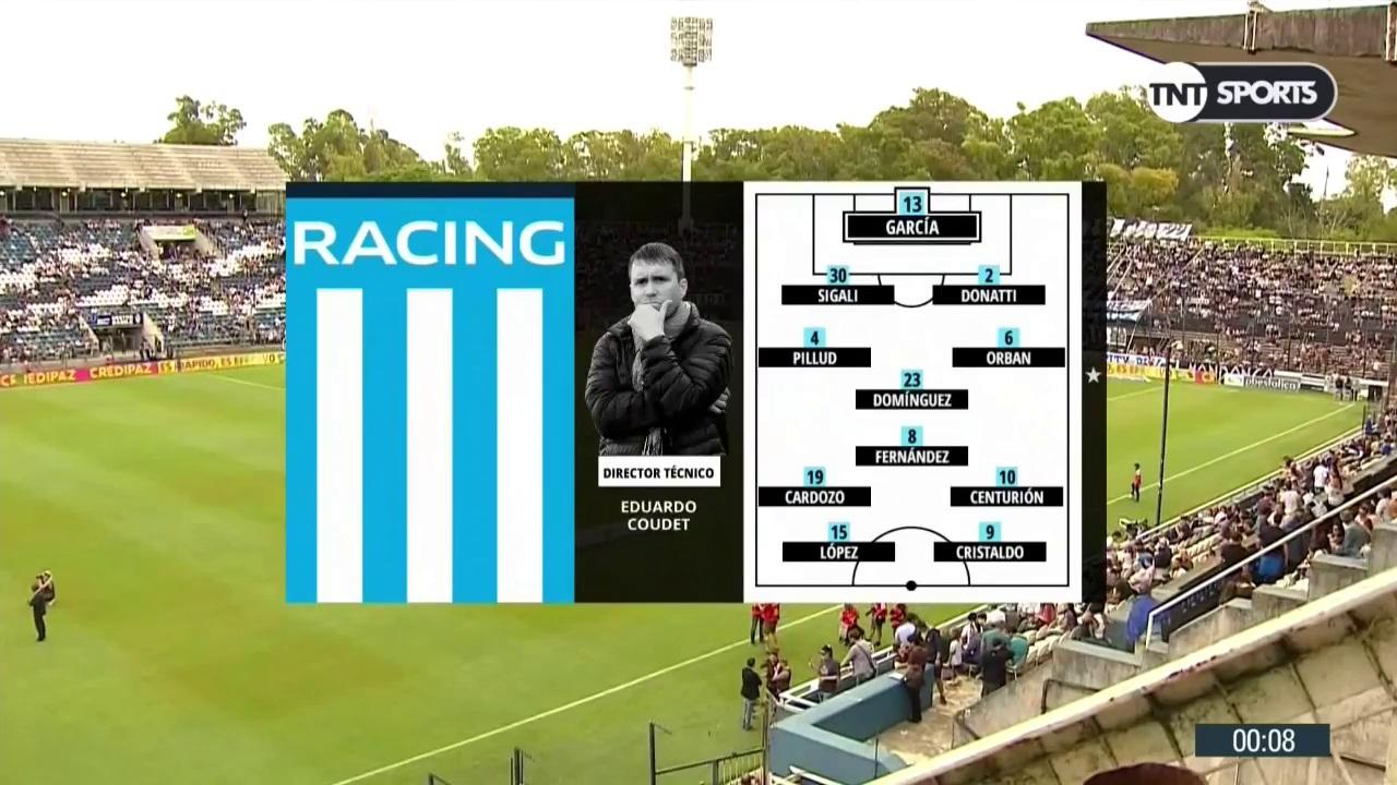 Primera División Argentina 2018/2019 - J12 - Gimnasia La Plata Vs. Racing Club (720p) (Español Latino) 0312