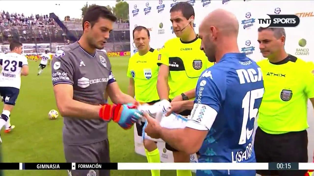 Primera División Argentina 2018/2019 - J12 - Gimnasia La Plata Vs. Racing Club (720p) (Español Latino) 0411