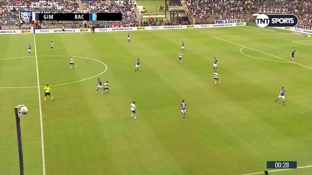 Primera División Argentina 2018/2019 - J12 - Gimnasia La Plata Vs. Racing Club (720p) (Español Latino) 0511