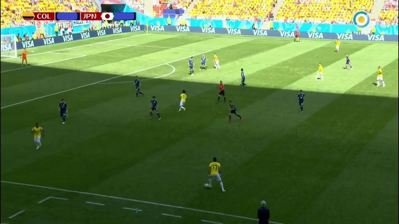 Mundial Rusia 2018 - Grupo H - J1 - Colombia Vs. Japón (1080i/720p/720p) (Castellano/Español Latino/Alemán) 312