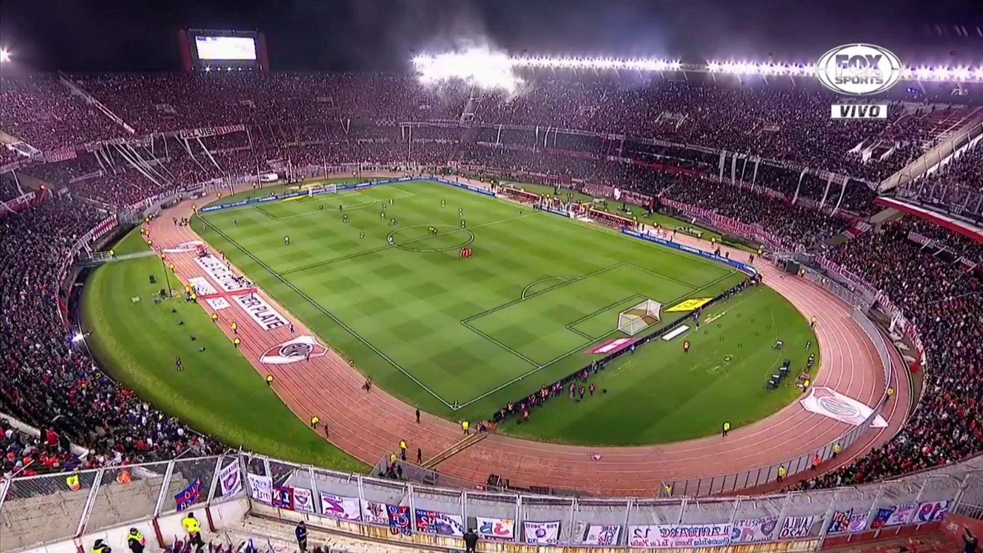 Copa Libertadores 2019 - Cuartos de Final - Ida - River Plate Vs. Cerro Porteño (1080p) (Español Latino) 419