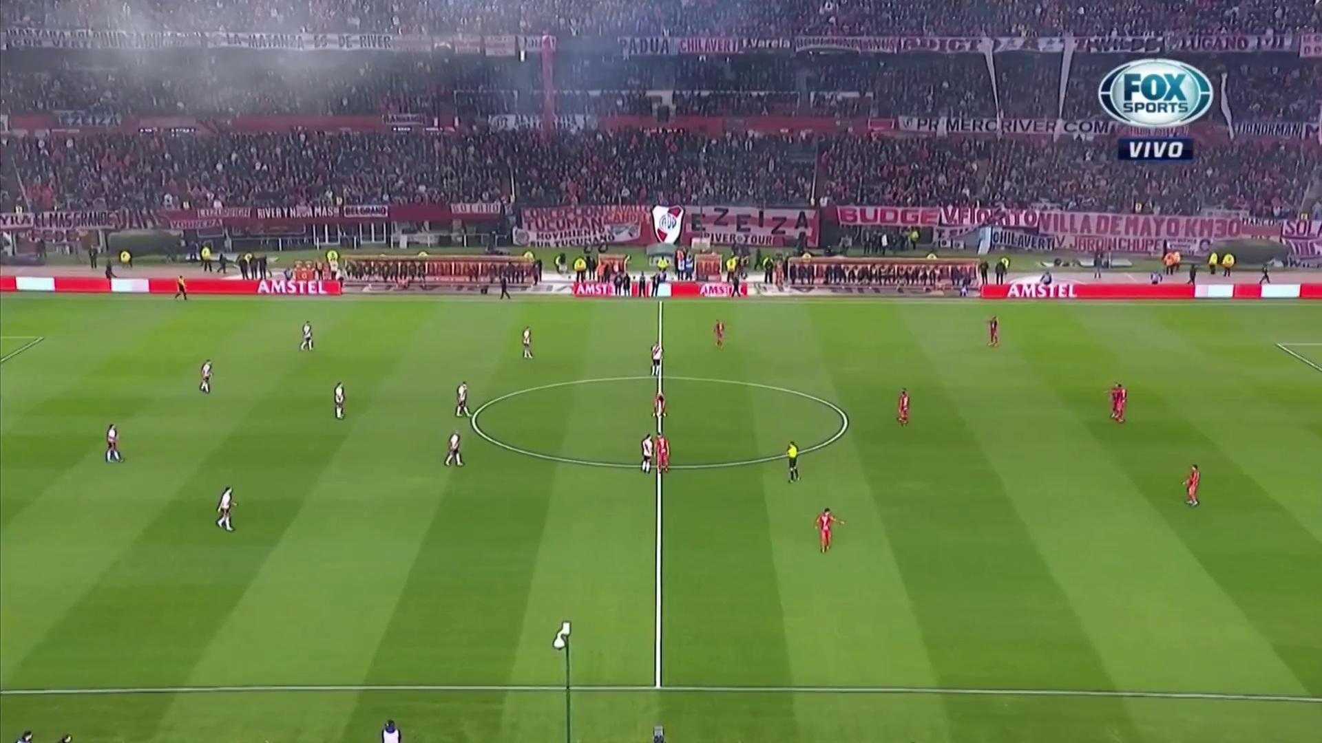 Copa Libertadores 2019 - Cuartos de Final - Ida - River Plate Vs. Cerro Porteño (1080p) (Español Latino) 514