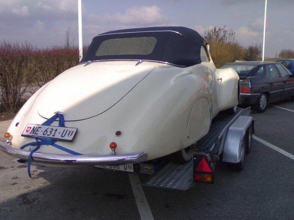 Citroën et Willy Bernath : Le carrossier skieur 12032010