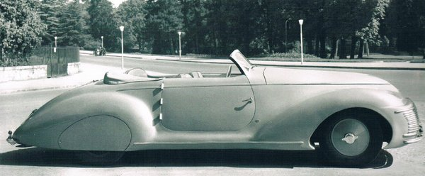 Citroën et Willy Bernath : Le carrossier skieur Bernat12