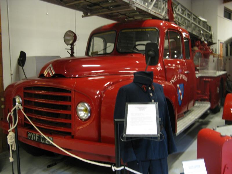 Le musée des Sapeurs Pompiers de Montville Img_0012