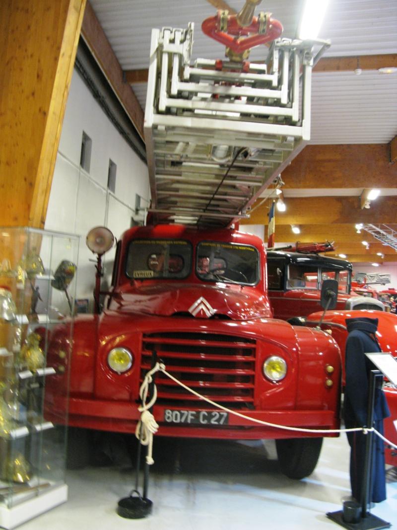 Le musée des Sapeurs Pompiers de Montville Img_0013