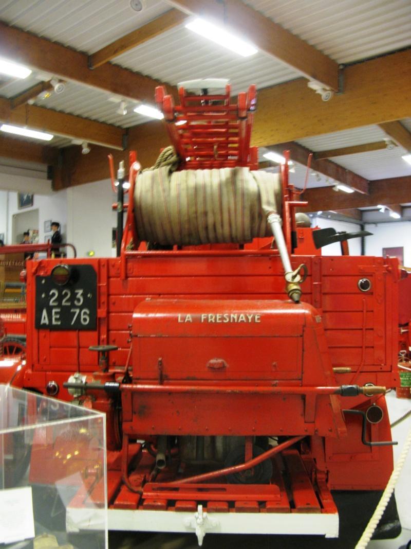Le musée des Sapeurs Pompiers de Montville Img_0016