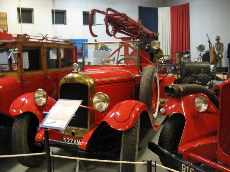 Le musée des Sapeurs Pompiers de Montville Img_0017
