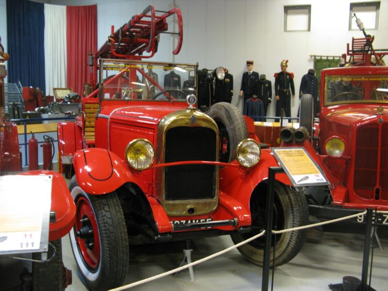 Le musée des Sapeurs Pompiers de Montville Img_0018